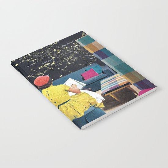 STAR CHART Notebook
