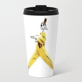 Edible Ensembles: Banana Travel Mug