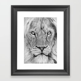 + WHAT YOU ARE + Framed Art Print