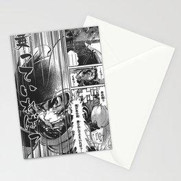 Manga 03 Stationery Cards