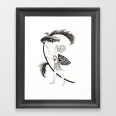 Tink of Neverland Framed Art Print