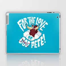 For The Love of Pete Laptop & iPad Skin