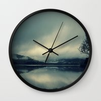 blanket Wall Clocks featuring :Blanket: by PixieMoon