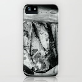 Tin of Sardines iPhone Case