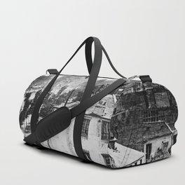 Boulevard du Temple Daguerreotype Duffle Bag