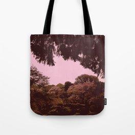 Hana Collection - Shinjuku Gyoen Cherry Blossoms Tote Bag