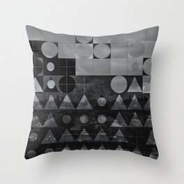 bybylyn_skys Throw Pillow