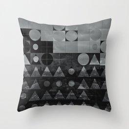 bybylyn_skys Throw Pillow