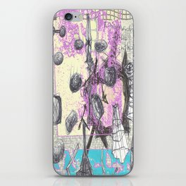 """I Shall Name My Firstborn """"Baby Bok Choy"""" iPhone Skin"""