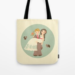 EVER AFTER II Tote Bag