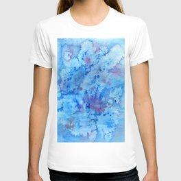 Ocean Fantasy Watercolor T-shirt