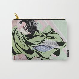 wisdom of levi ackerman Carry-All Pouch