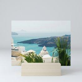 Island View Mini Art Print