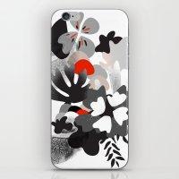 scandinavian iPhone & iPod Skins featuring scandinavian nature by Lucja
