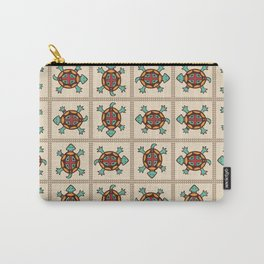 Native american pattern Carry-All Pouch