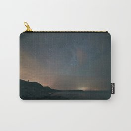 Acadia at Night Carry-All Pouch