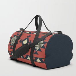 Aztec pattern Duffle Bag