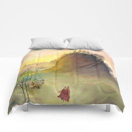 Mount Popa Comforters