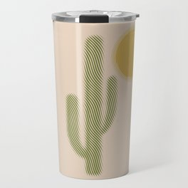 El Desierto Travel Mug
