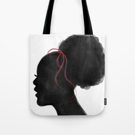 Mighty Afrodite Tote Bag