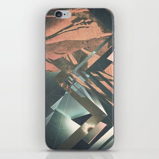 Mars Trails iPhone & iPod Skin