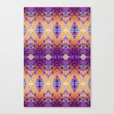 Marrakech Yellow Canvas Print