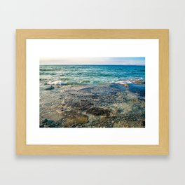 Georgian Bay #4 Framed Art Print