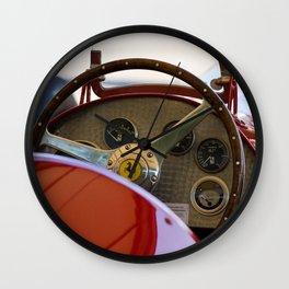 1950 Ferrari 212 F1 Interior Wall Clock