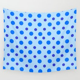 Polka Dots Wall Tapestry