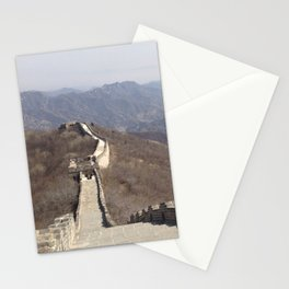Great Wall II Stationery Cards