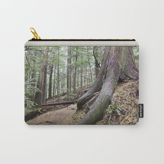 BIG CEDAR ALONG MOUNTAIN LAKE TRAIL Carry-All Pouch
