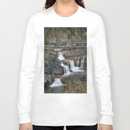 Kootenai Falls Long Sleeve T-shirt