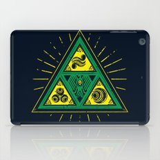 The Tribal Triforce iPad Case