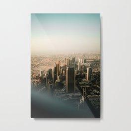 Dubai 77 Metal Print
