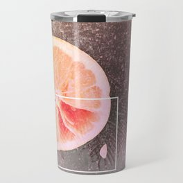 Grapefruit Dreams Travel Mug