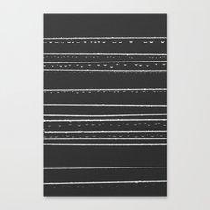168 Drops & Droplets  Canvas Print