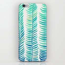 Seafoam Seaweed iPhone Skin