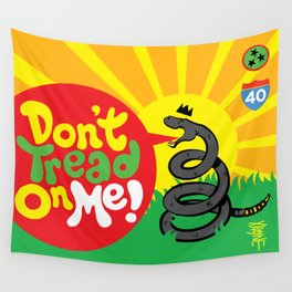 Don't Tread On Me! Wall Tapestry