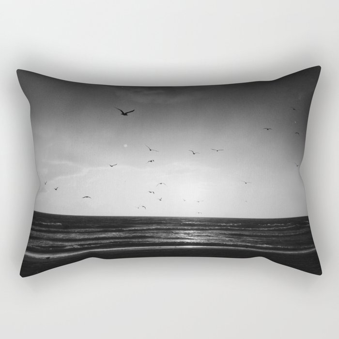 Gone With the Sun Rectangular Pillow