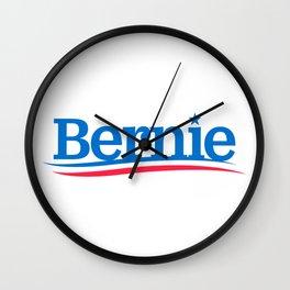 Bernie Sanders 2020 Elections logo Wall Clock