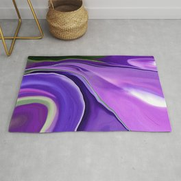Crocus Abstract16 Rug