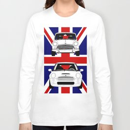 Mini, new and old Long Sleeve T-shirt