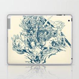 Horsemen of the Apocalypse Laptop & iPad Skin