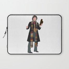 Fourth Doctor: Tom Baker Laptop Sleeve