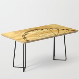 Carnival Cryptography Coffee Table