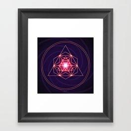 Astral Exploration Framed Art Print