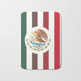 Mexicano Stripes Bath Mat