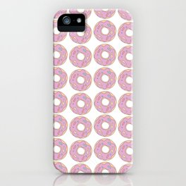 Go Nuts for Donuts! iPhone Case