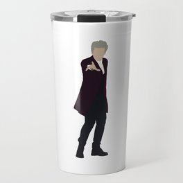 Twelfth Doctor: Peter Capaldi Travel Mug