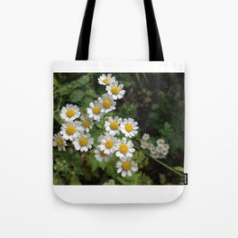 Nothing is Coming Up Daisies Tote Bag
